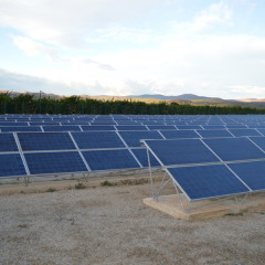 Photovoltaic Plant in Lliria (Spain)