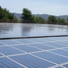 Photovoltaic Plant in Caltagirone (Italy)