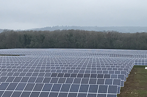 Diverxia Infrastructure closes sale of Tump Solar Farm Project in UK
